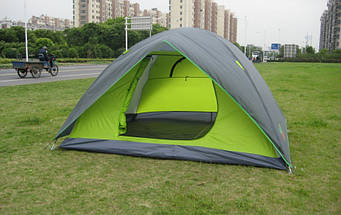 Намет турисческие чотиримісна GreenCamp 1018 , 4 - Х