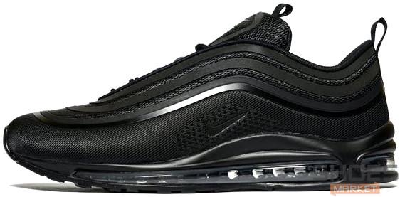 Мужские кроссовки Nike Air Max 97 Ultra Black