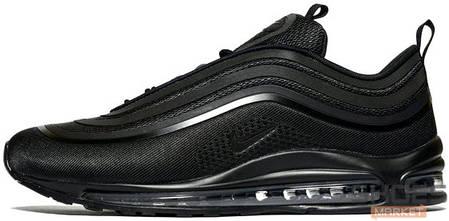 Мужские кроссовки Nike Air Max 97 Ultra Black, фото 2