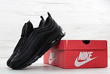 Мужские кроссовки Nike Air Max 97 Ultra Black, фото 3