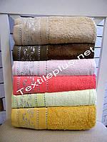 Полотенца бамбуковые лицевые Nazenin Турция