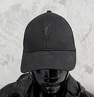 Брендовая кепка Polo Ralph коттон лого вышиты Супер качество