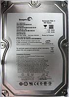 HDD 500GB 7200 SATA2 3.5 Seagate ST3500320AS неисправный 9QMAE6R5, фото 1