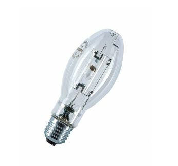 Лампа HQI-E clear 100 W / WDL E27 OSRAM
