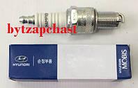 Свеча зажигания Kia Joice -03/Hyundai Trajet/Excel/Sonata -94/Scoupe/Elantra -95 (пр-во Mobis)