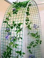 Сетки садовые (заборы пластиковые)