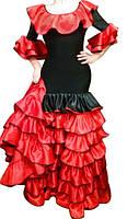 Испанское платье