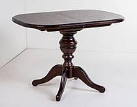 Стол деревянный Эмиль  ( орех темный ), фото 1