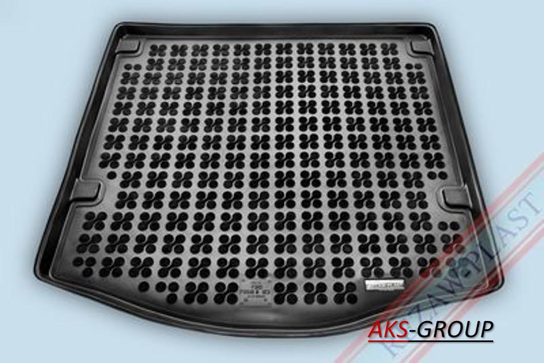 Коврик багажника резиновый Ford Focus III Sed 2011-... Rezaw-Plast 230436