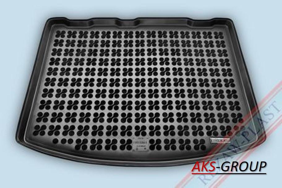 Коврик багажника резиновый Ford Kuga 2013-... для нижнего этажа багажника Rezaw-Plast 230440