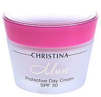 Дневной Защитный Крем SPF 30, Christina Muse Protective Day Cream SPF 30, 50 мл