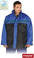 Куртка рабочая зимняя с водоотталкивающей пропиткой Reis Польша (рабочая утепленная одежда) WINTERHOOD BN