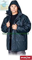 Куртка утепленная рабочая Reis Польша (спецодежда зимняя) ALASKA G