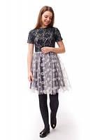 Подростковое платье, размеры 146, 152, 158 см.