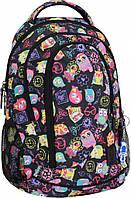 Городской рюкзак школьный Bagland 19л. Бис Лето (шкільний рюкзак, школьные рюкзаки, портфели, наплічник)
