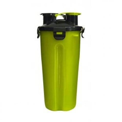 Шейкер Hydro Сup - Shaker dual (848 мл) зеленый