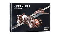 Пазлы 3D King Kong Pursuers killer 185 деталей