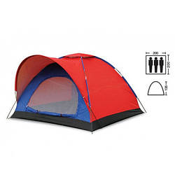 Палатка Zelart  3-местная универсальная SY-010 ( Mountain Outdoor )