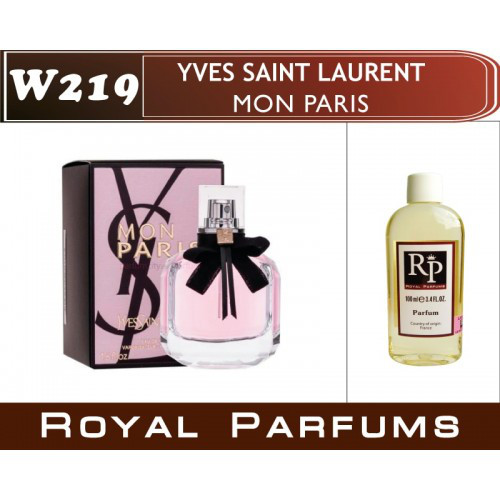 Духи на разлив Royal Parfums W-219 «Mon Paris» от Yves Saint Laurent