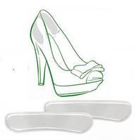 Гелевые полоски для задников обуви, Faberlic Expet Pharma, Фаберлик, 11054