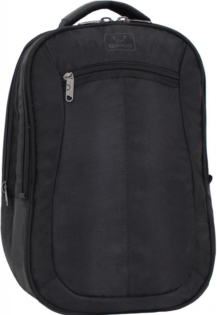 Украина Рюкзак для ноутбука Bagland Рюкзак под ноутбук 14-15 22 л. Чёр