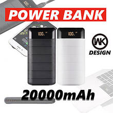 Power Bank WK Bear WP-026 20000mAh