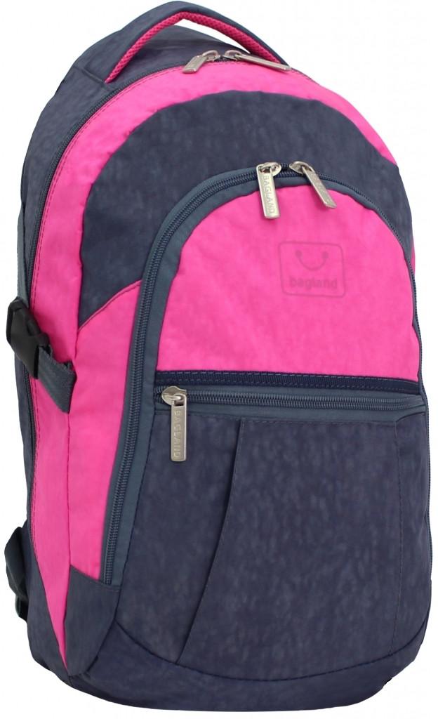 Городской рюкзак школьный Bagland Ярослав 27л. розов (шкільний рюкзак, школьные  рюкзаки, портфели 32c60827335