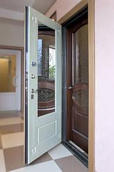 Информация покупателю по выбору металлической двери