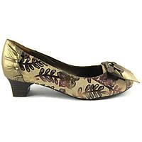 Туфли Epiffani туфли бежевые цветочный принт OC070S05K