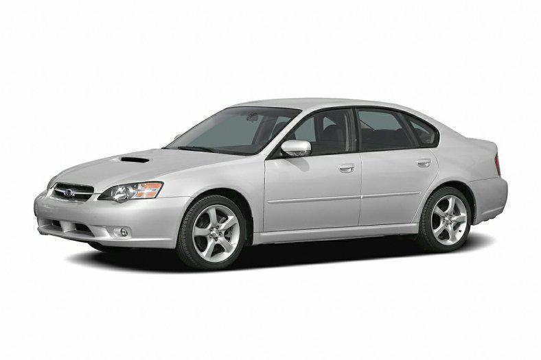 Лобовое стекло Subaru Legacy/ Outback (2003-2009)