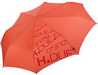 Женский зонт полный автомат H DUE O 227-4 персиковый