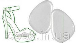 Гелеві подушечки під стопу, Faberlic Expet Pharma, Фаберлік, 11051