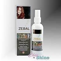 Травяной лосьон для укрепления волос  «Zebal» 100мл