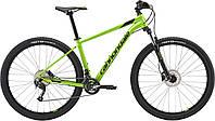 Велосипед 27,5'' Cannondale TRAIL 7 рама - S AGR зелений 2018