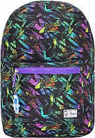 Городской рюкзак трансформер Bagland 16л. Game Time (рюкзак женский, мужской рюкзак, наплічник, рюкзачок)