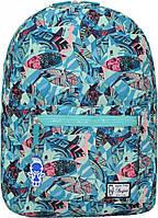 Городской рюкзак трансформер Bagland 16л. Абстракция (рюкзак женский, мужской рюкзак, наплічник, рюкзачок)