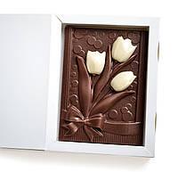 Шоколадные тюльпаны в подарок женщине!
