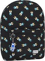 Городской рюкзак трансформер Bagland 16л. Лис (рюкзак женский, мужской рюкзак, наплічник, рюкзачок)