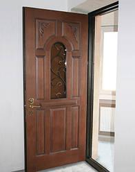 Двери стальные от заказа до установки.