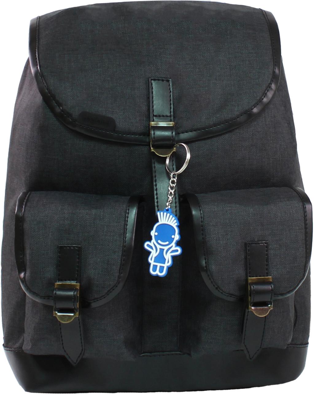 5bff3312fcb6 Женский рюкзак городской Bagland Amy 16л. черный (рюкзаки женские, жін