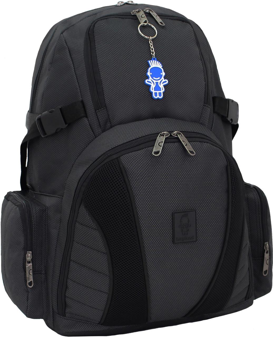 Городской рюкзак туристический Bagland Звезда 35л. черный (в командиро