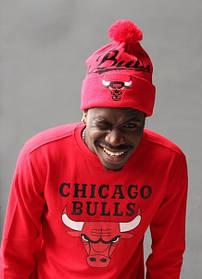 Свитшот мужской «Чикаго Буллз» Chicago Bulls   Кофта