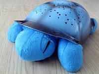 Проектор звездное небо черепаха синяя.