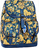 Женский рюкзак городской Bagland Amy 16л. Узоры (рюкзаки женские, жіночий рюкзак, наплічник, рюкзачок)