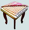 Антицеллюлитный коврик из мериносовой шерсти