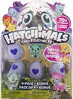 Hatchimals Хэтчималс Хетчималс - Коллекционный набор из 5 фигурок, фото 1