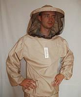 Костюм пчеловода Beekeeper Гретта с маской Класик, фото 1