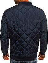 Мужская куртка J.Style синяя, фото 3