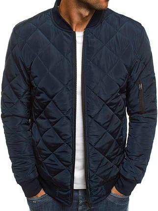 Мужская куртка J.Style синяя, фото 2