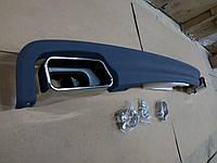 Диффузор заднего бампера BMW F10